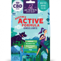 Austin & Kat Active Recovery Chew