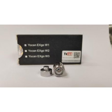 Yocan Nero Heating Elements. EXgo W1. 5 Pack.