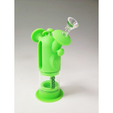 Ooze Trip, Silicone, Glass, Water Pipe/Rig