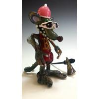 Hops. Lady Rat custom waterpipe