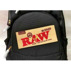 RAW Bakepack. Black.