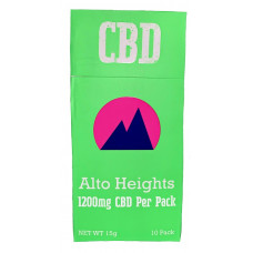 Alto heights Cbd Cigarettes