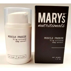 Mary's Nutritionals Muscle Freeze. 2 sizes