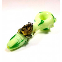 Hand Pipe by Empire Glassworks