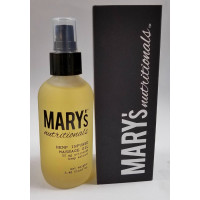 Mary's Nutritionals Hemp Infused Massage Oil.