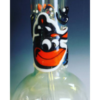 Water pipe by Trident Glass O Bird