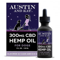 Austin & Kat Cbd Oil for dogs & cats