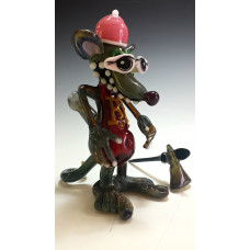 Hops. Lady Rat custom waterpipe