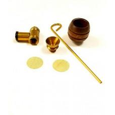Tobacco Master Replacement Brass Shotgun bowl kit