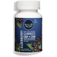 CBD/CBN Elderberry gummies