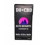 Delta 8 Cigarettes 400mg