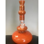 Hvy Orange coiled water pipe