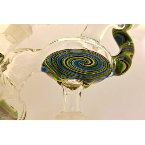 Glass Ash Catcher - Ash catchers by GogoPipes.com