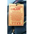 RAW Bakepack. Black.