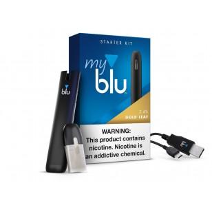 My Blu Vape Starter Kit.