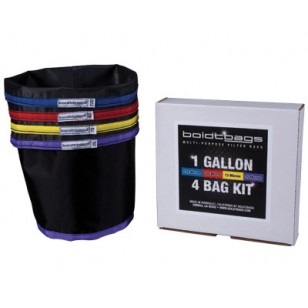 boldtbags  4 Bag Kit of Multi-Purpose Filter Bags