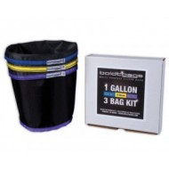 boldtbags 1 Gallon 3 Bag Kit