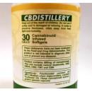 CBDISTILLERY 30mg Softgels.  900mg Bottle.