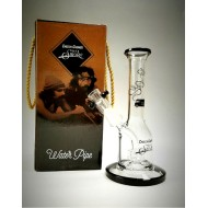 "Cheech and Chong Jade East rig. 7.25"" Available in Black or Green."
