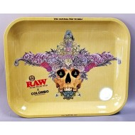 Raw Colombo Rolling Tray.13X11.