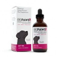 Charlotte's Web Paws CBD. Premium Extract Pet Supplement. (Please call to order, in store only)
