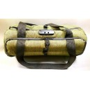 Skunk Combination Lock Duffle Bag  Size Medium.