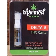 Delta 8 Vape Cartridge's by Charmed Hemp
