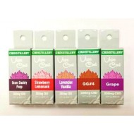 CBD DISTILLERY CBD Vape Cartridge. 200 mgs CBD. 0.5 ML.