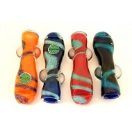 Chillums by Greenlite Glass.