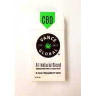 Vance Global Pre-Rolled 10 Pack CBD Flower.