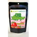Heady Harvest CBD Lollipops.  Available in Grape or Strawberry.