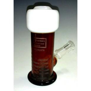 HOPS RX pill bottle rig 10 mil