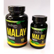Kratom Kaps Malay Powder. 35g and 100g. Available in Store Only. $18.99 +