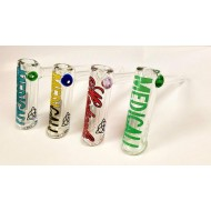 Medicali Medium Hammer Style Bubbler.
