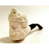 Meerschaum Pipe. Sea King.