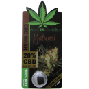 IHL Black Hash CBD. 1g. Available in Assorted Strains.