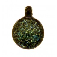 Pendant by Paul Katherman. Color Burst.