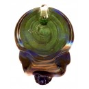 Pendant by Paul Katherman. Standing on the Moon Stealie.