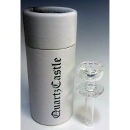 Quartz Castle Domeless Nail. Available in 10, 14 and 18mm