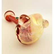 Hand Pipe by Greenlite Glass