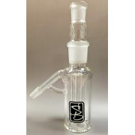 Sheldon Black 14/18 Ash Catcher. Tree Perc Stem.