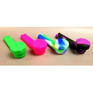 Silicone Hand PIpes.