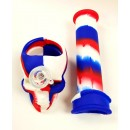 Silicone Skull Water Pipes.