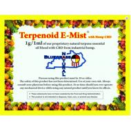 Bluegrass Natural Terpenoid E-Mist BlueBerry