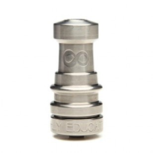Highly Educated Ti-Infinity Domeless Nail
