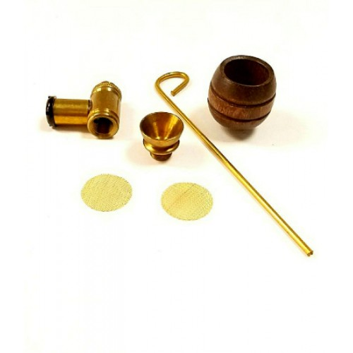 Water Pipe Replacement Parts : Tobacco master replacement kit